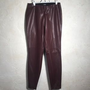 a.n.a Pleather Pants